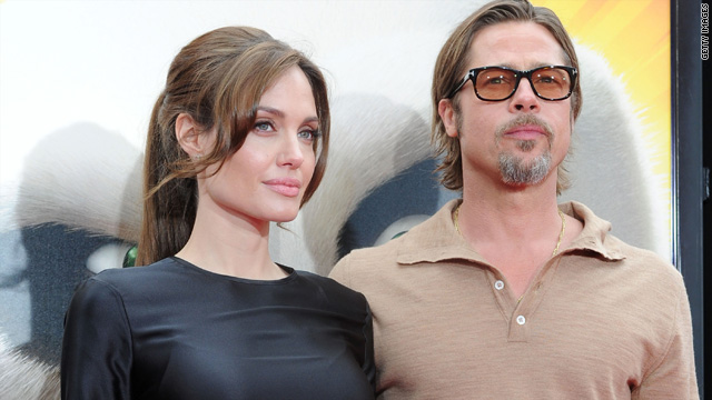 Angelina and Brad plan to ease out of acting