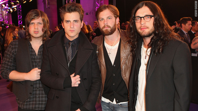 Kings of Leon cancel U.S. tour