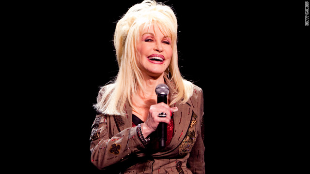 Dolly Parton's craziest fan gift? A baby