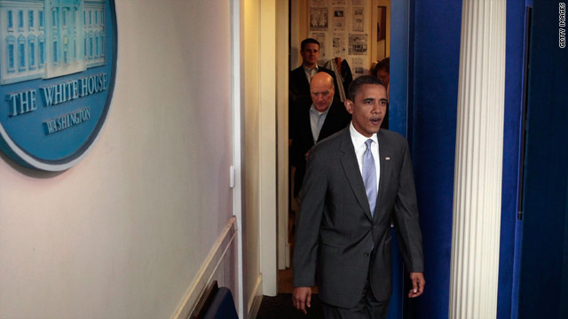 Obama marks Ramadan