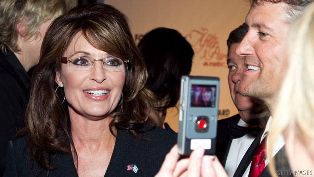 Palin's disappointing box office numbers