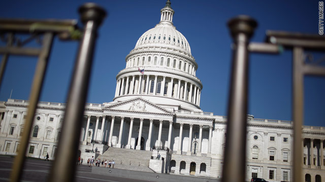 BLITZER'S BLOG: Congress flees Washington