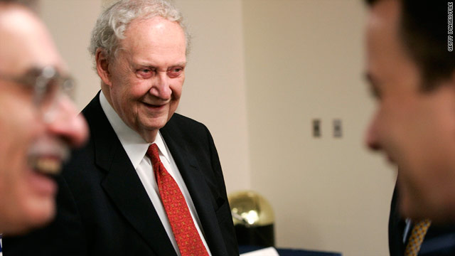 Robert Bork, known for contentious Supreme Court nomination, dies at 85