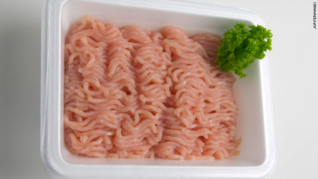 Drug-resistant Salmonella possibly linked to ground turkey