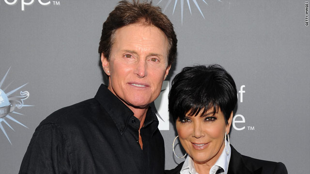 Kris and Bruce Jenner: The sex tape?