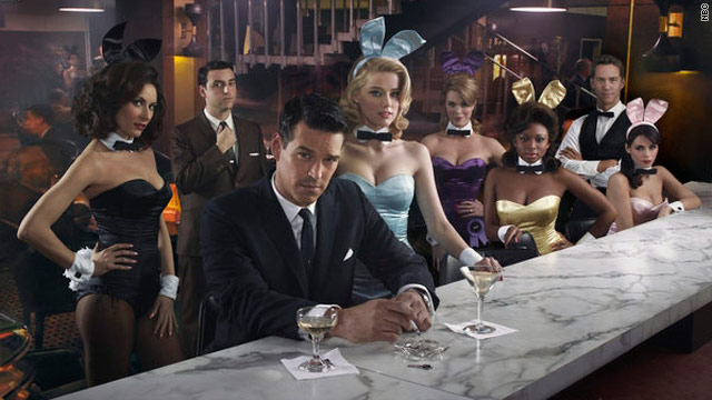 'Playboy Club' star: Show is about empowerment