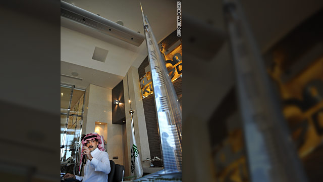 Bin Laden Group to build world's tallest tower