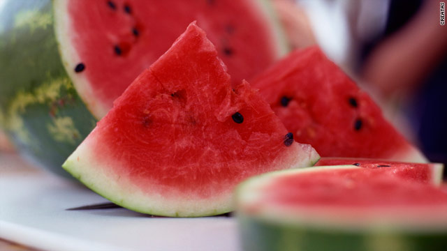 Breakfast buffet: National watermelon day