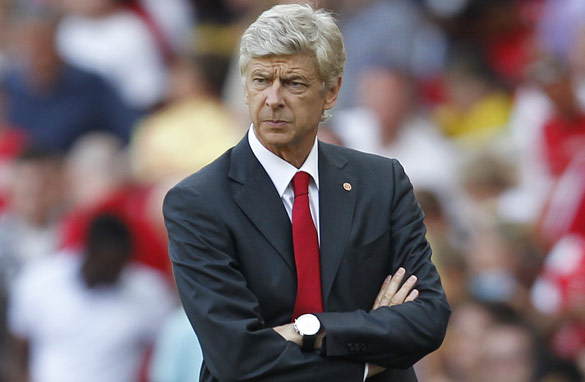 Can Arsene Wenger bring an end to Arsenal's trophy drought this season?
