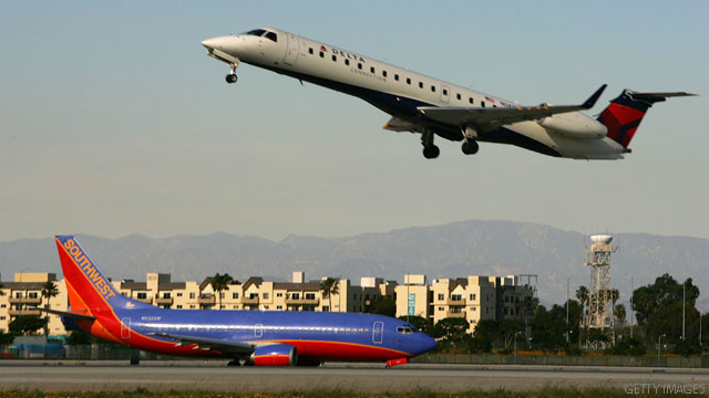 Senate goes on recess without taking up FAA funding
