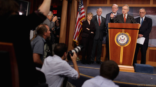 Congress remains torn on FAA shutdown