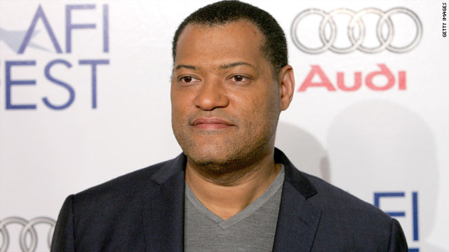 Laurence Fishburne is 'Man of Steel's' Perry White