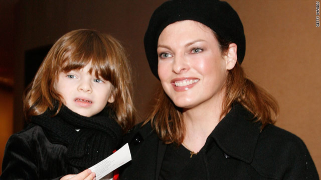 Linda Evangelista wants $46k a month in child support