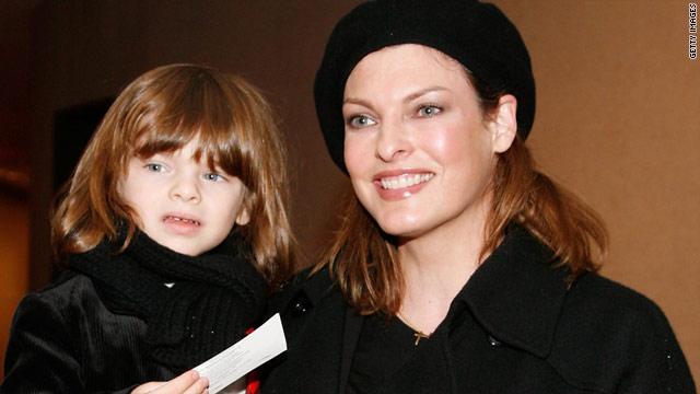 Linda Evangelista wants $46k a month in child support