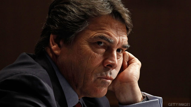 Big 'response' for Rick Perry?