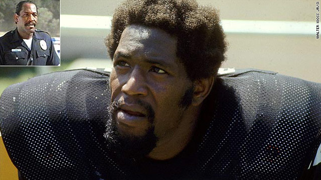'Police Academy' actor and NFL star Charles 'Bubba' Smith dies