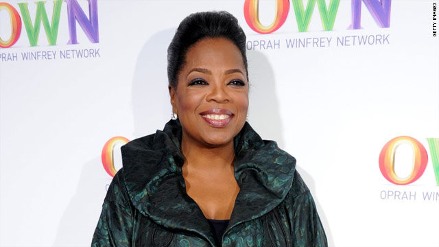 Oprah nabs honorary Oscar