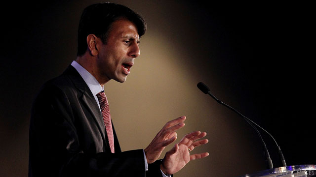Jindal files for re-election in Louisiana