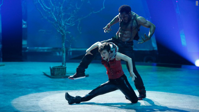 The front-runner emerges on &#039;SYTYCD&#039;