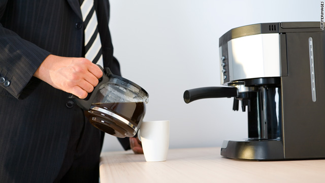 The politics of the office coffee pot