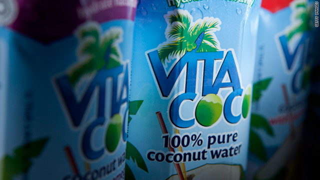 Coconut water label claims questioned