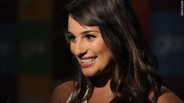 Lea Michele resisted plastic surgery pressure
