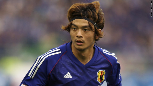 Japanese soccer player dies at 34