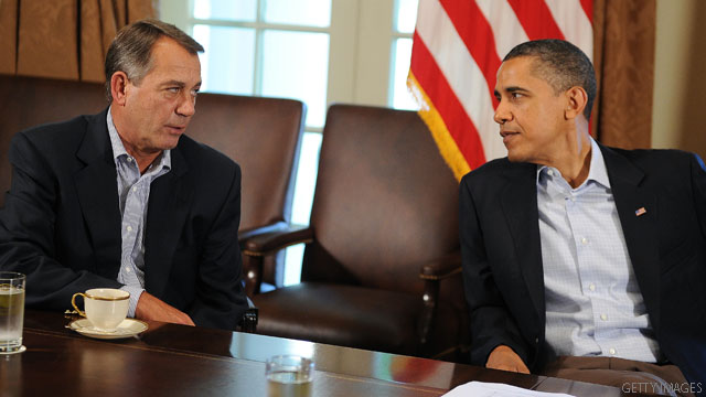 Boehner: Obama wrong to push 'class warfare'