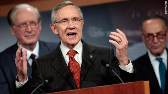 Reid announces deal on FAA funding