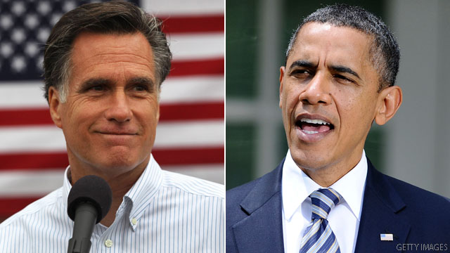 Florida poll: Obama down, Romney up