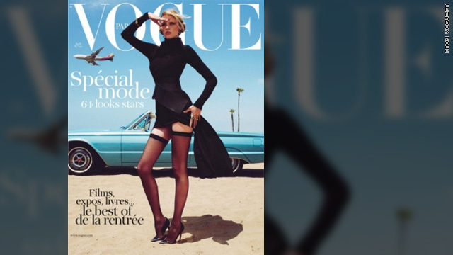 'Showbiz Tonight' Flashpoint: Vogue model controversy