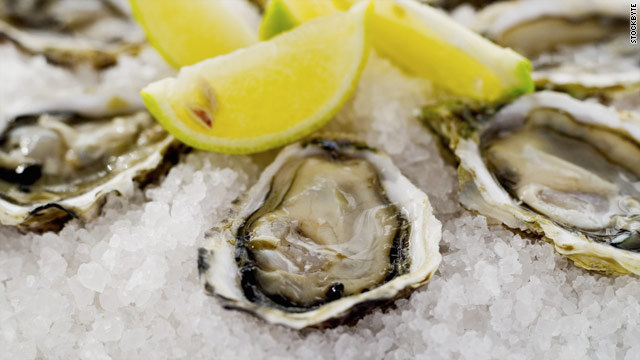 Breakfast buffet: National oyster day