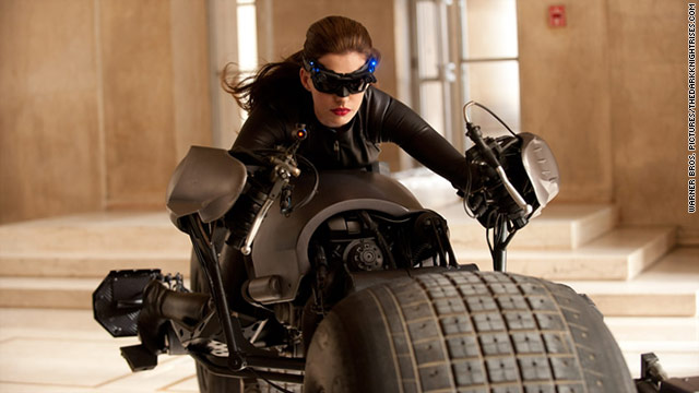 Photo: Anne Hathaway in 'The Dark Knight Rises'