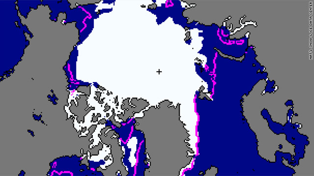 Ice-free Arctic could bring benefits, climate scientist says