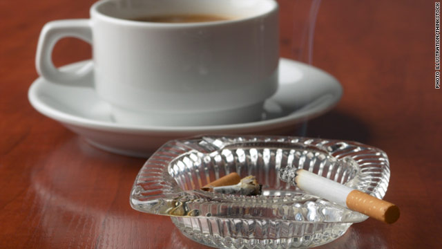 Early morning smokers have higher cancer risk