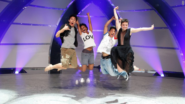 The final four are chosen on 'SYTYCD'