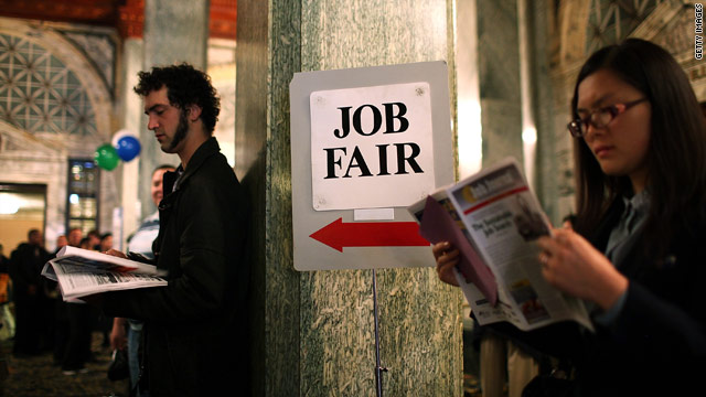 March jobs report: Hiring slows, unemployment falls