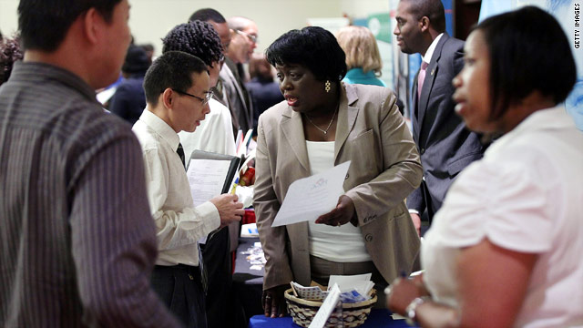 Jobs show surprising growth