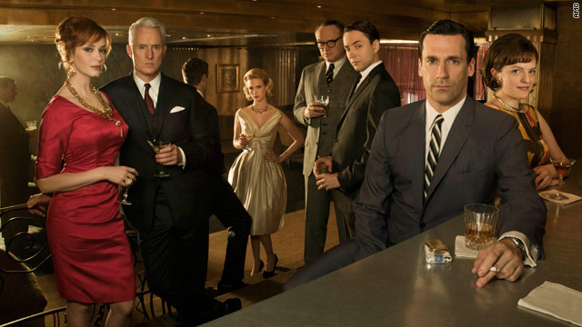 'Mad Men' busting AMC's budget?