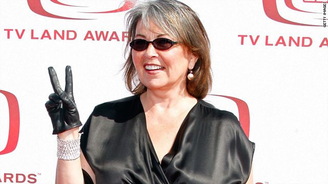 Roseanne Barr: Palin's inspiring me to run for prez
