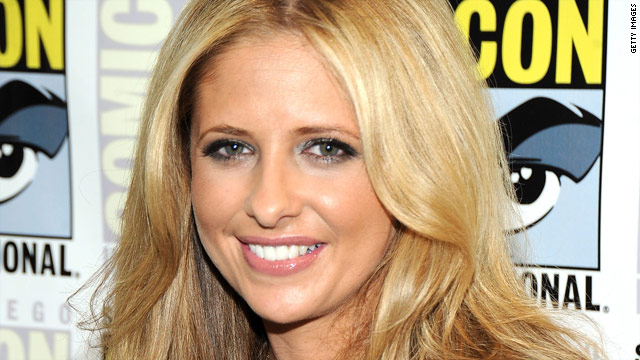 Sarah Michelle Gellar's going back to 'AMC'