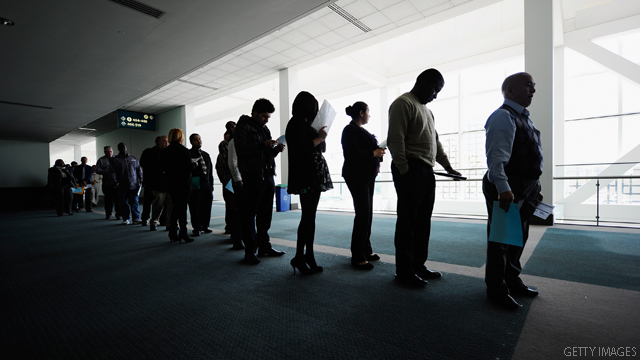 State unemployment rates rise in 44 states