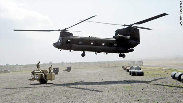 Chinook a military workhorse
