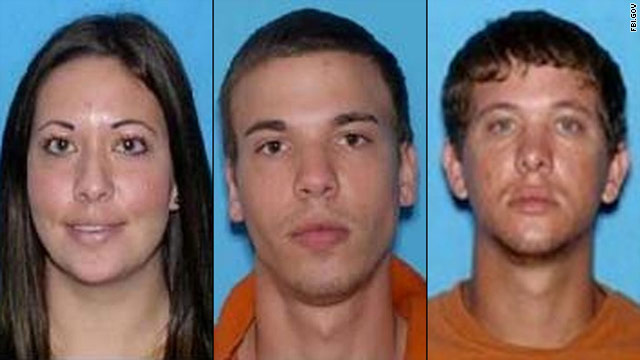 FBI hunts 3 siblings sought in robbery, shoot-out