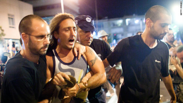 Israelis protest cost of living