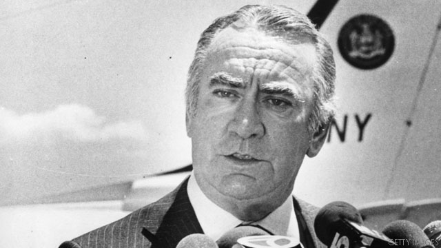 Former New York Gov. Carey dies at 92
