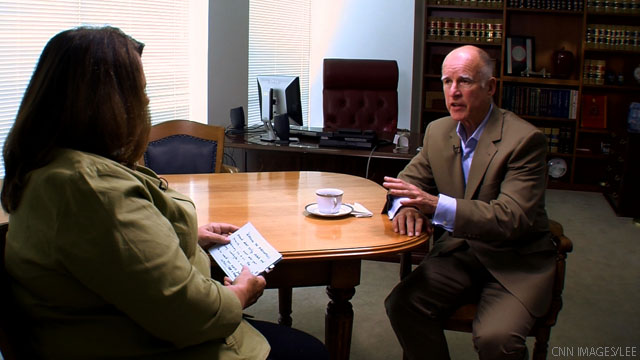 Gov. Brown warns of tough 2012 fight