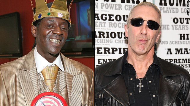 Flavor Flav, Dee Snider to swap wives