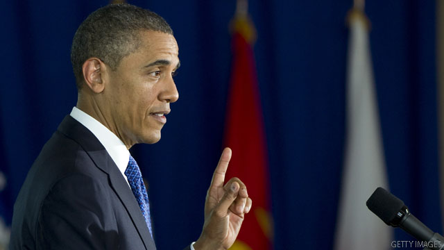 Obama calls for political will to deal with economic challenges