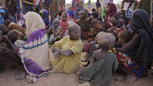 Jill Biden to visit largest refugee camp in effort to feed Horn of Africa's hungry